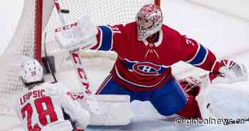 Call of the Wilde: Crunch time for the Habs as Washington Capitals double Montreal Canadiens 4-2