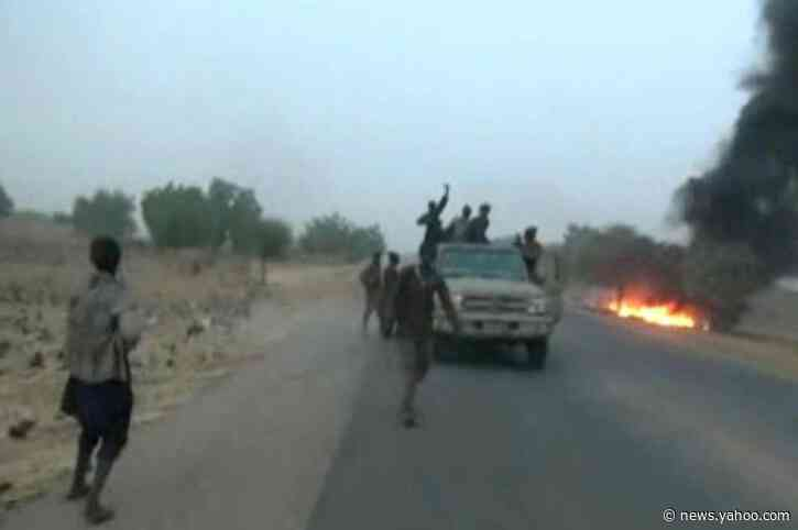 Terror as jihadists target key northeast Nigeria road