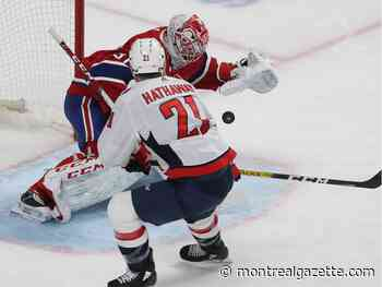 In the Habs' Room: Another sloppy second period in loss to Capitals