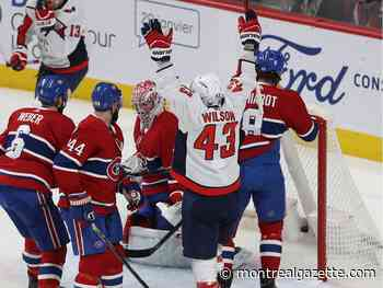 Canadiens Game Day: Capitals don't need Alex Ovechkin to beat Habs