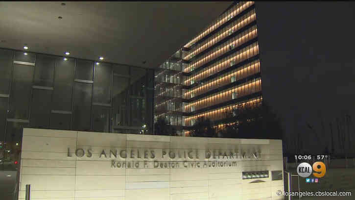 LAPD Officer Arrested On Suspicion Of Theft During Investigation Of Illegal Pot Grow Facility