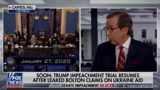 'Get your facts straight': Fox News hosts clash over Trump impeachment claims
