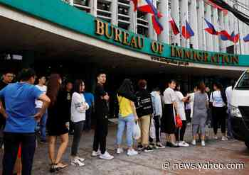 Philippines stops issuing visas on arrival to Chinese nationals on virus fears