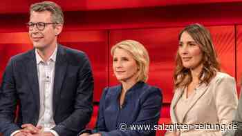 """ARD-Talk: """"Hart aber fair"""": So lief der Zins-Talk mit Susan Link"""