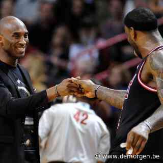 LeBron James reageert voor eerst op overlijden Kobe Bryant: 'Mijn hart is gebroken'