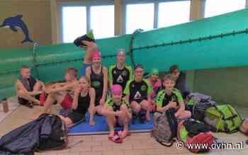 Zwemmers Moby Dick verbeteren persoonlijke records in Coevorden