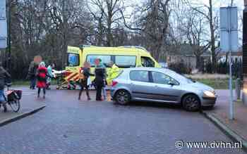 Voetganger gewond bij aanrijding met auto in Assen
