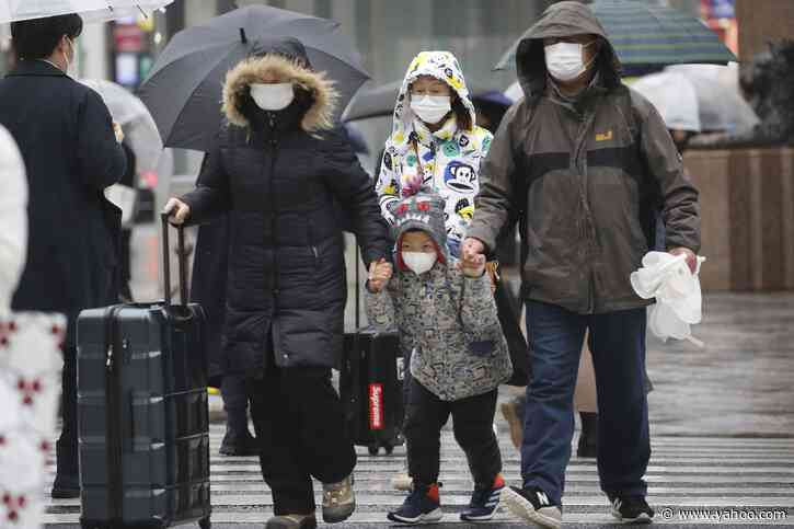The Latest: South Korea to evacuate 700 citizens from Wuhan