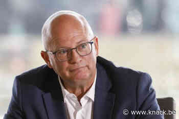 Jean-Luc Crucke (MR): 'Noodregering is plan-B, maar ik geloof nog in plan-A'