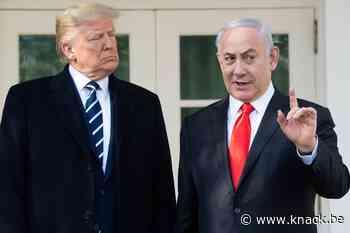 Trump stelt zijn vredesplannen voor het Israëlisch-Palestijns conflict voor