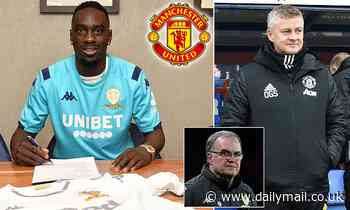 Manchester United 'FAILED with a late bid to sign Jean-Kevin Augustin'