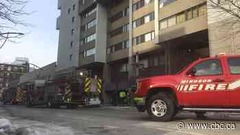 Downtown Windsor highrise condo owners face several more days without power