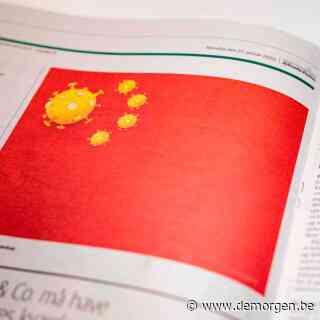 Live - Chinese ambassade wil verontschuldiging van Deense krant voor coronavirus-cartoon