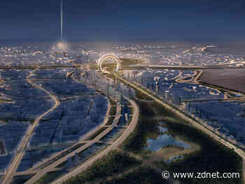 Egypt's building a new capital: Inside the smart city in the desert