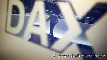 Börse in Frankfurt: Dax geht auf Erholungskurs - Virus-Sorgen halten an