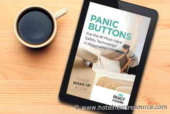 Why Panic Buttons Are the #1 Must-Have Technology for Hotels in 2020 - By Robb Monkman, Founder and CEO of React Mobile