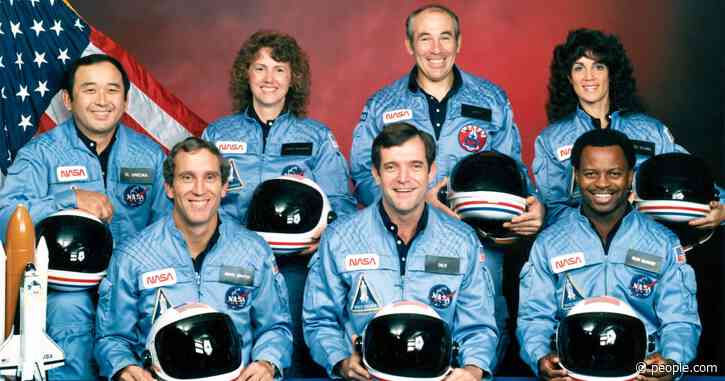 Astronaut's Wife Found Valentine's Day Card After He Died in Space Shuttle Challenger Explosion