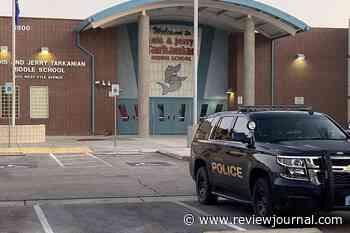 2 teen girls arrested in threats to Las Vegas middle school