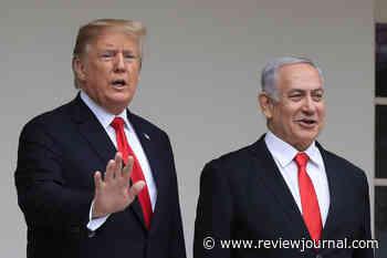 Trump, Netanyahu unveil 'historic' Israel-Palestinian peace plan