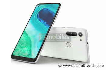 Motorola's next affordable phone, the Moto G8, previewed in new leak