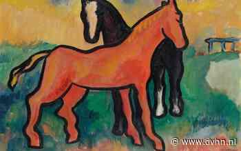 Museum in Amersfoort eert Groningse De Ploeg-kunstenaar Hendrik Werkman met expositie