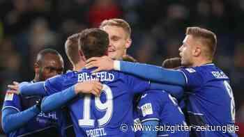 2. Liga: Bielefeld baut Tabellenführung mit Sieg gegen Bochum aus