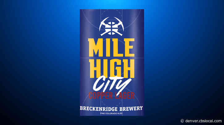 'Mile High City' Copper Lager Is A Slam Dunk For Nuggets Fans