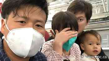 Montreal family stranded in China during coronavirus lockdown seeks help from Canada