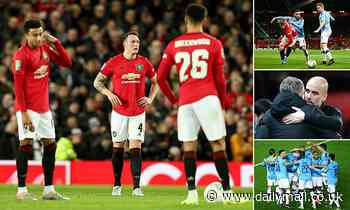 What Manchester United must do to pull off a monumental Carabao Cup turnaround