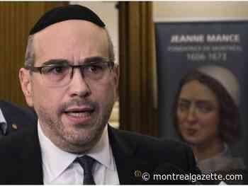 Jewish groups dismayed as Montreal doesn't adopt anti-Semitism motion