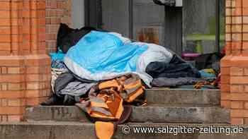 Sozialarbeit: Berlin zählt als erste deutsche Großstadt Obdachlose