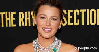 Blake Lively Says Daughter Would Be 'Terrified of Her' if She Saw Her Film The Rhythm Section