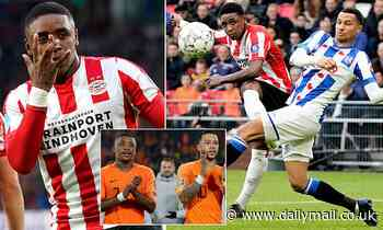 Steven Bergwijn has an eye for goal and is highly sought after... so who is Tottenham's new signing?