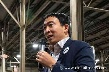 Andrew Yang broke Tesla's one big Autopilot rule in campaign commercial