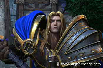 Revisit a strategy masterpiece in Warcraft III: Reforged, out today
