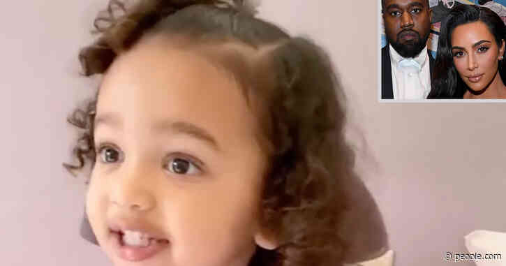 Kim Kardashian Shares Adorable Clip of Daughter Chicago, 2, Singing, 'Jesus, I Love You!'