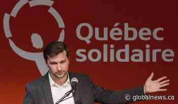 Québec solidaire says Quebecers don't want tax cuts, but better services