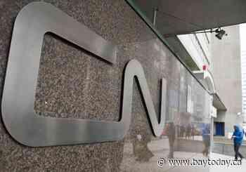 CN Q4 earnings drop following week-long strike, weaker freight demand