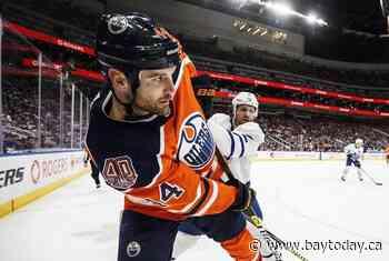 Oilers' Zack Kassian says a win is best revenge against Flames' Matthew Tkachuk