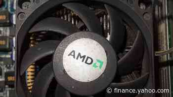 AMD stock stumbles as guidance falls