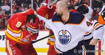 Edmonton Oilers out for the win, not blood, Wednesday against Calgary Flames