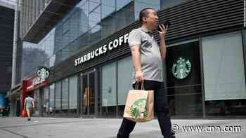 Starbucks has closed more than half its stores in China