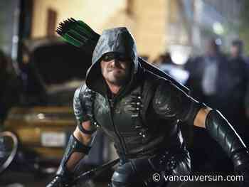 Movement to erect Green Arrow statue in Vancouver's Crab Park hits a snag: it's a flimsy TV prop