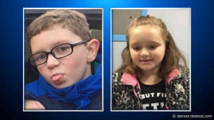 CBI Looking For 2 Endangered Children Possibly In Colorado