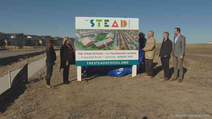 STEAD School In Commerce City Will Focus On Agriculture