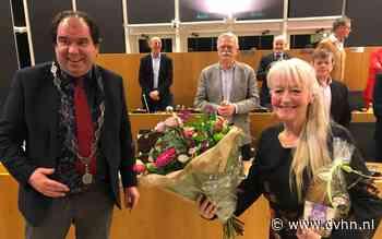 Hanneke Wiersema volgt Henk Lammers op als wethouder in Tynaarlo