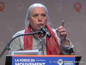 Time to open government surplus taps, Québec solidaire says