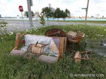 Measures approved to tackle illegal dumping