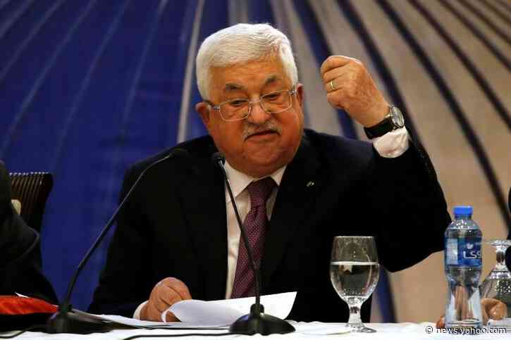 Palestinians reject Trump peace plan, throw in 'dustbin of history'