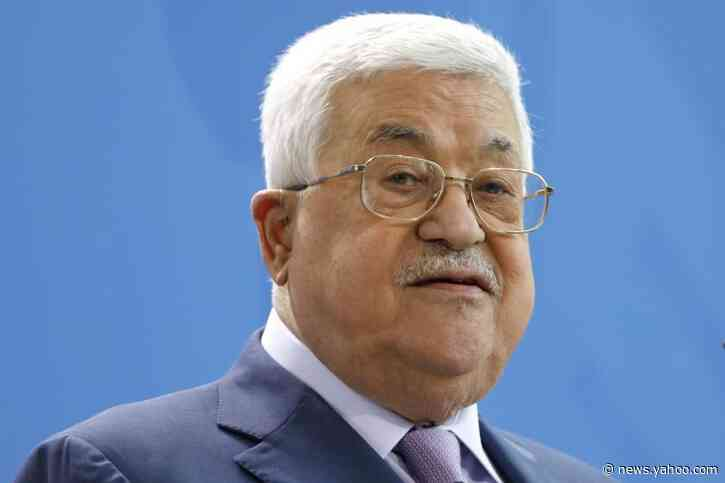 Palestinian president 'categorically rejects' Trump's peace plan